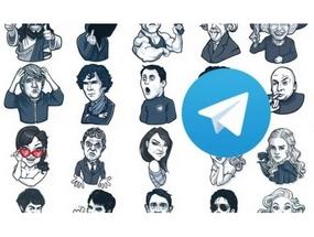 Как сделать стикеры для телеграм